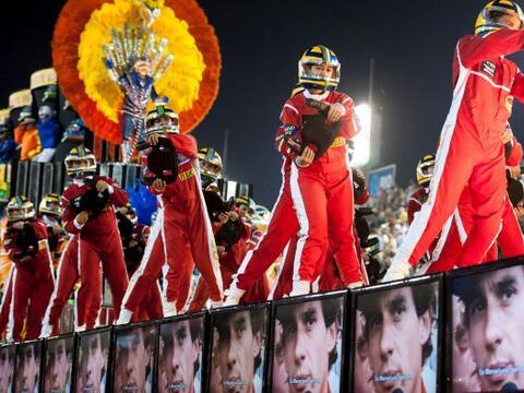 El piloto fue el gran protagonista del último carnaval de R&iacut...