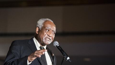 El congresista Danny K. Davis