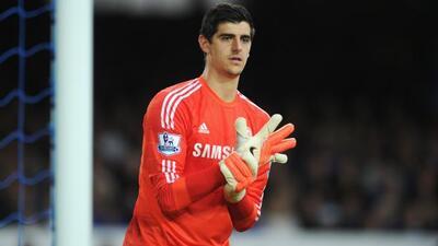 En el Chelsea, al que Courtois regresó este verano, todavía le faltaban...