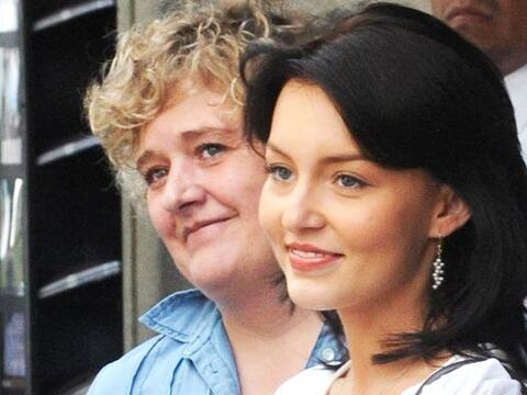 Y perdió a su mamá, Sylvie Rousseau.