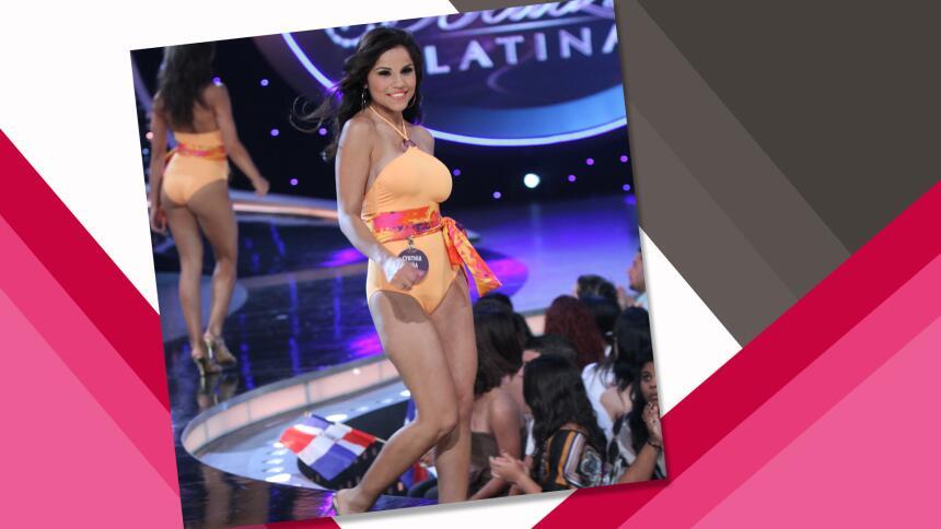 Cynthia Piña: Esta mexicana que audicionó en Houston fue la tercera elim...
