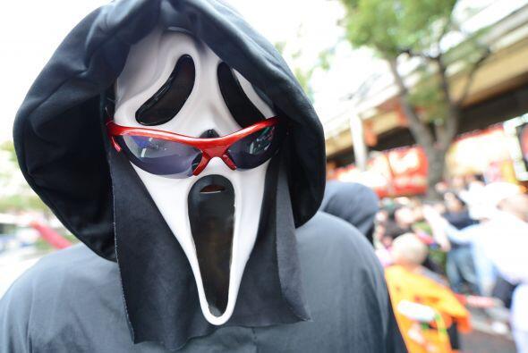 Y ni qué decir de quien usa esta famosa máscara, de la que...
