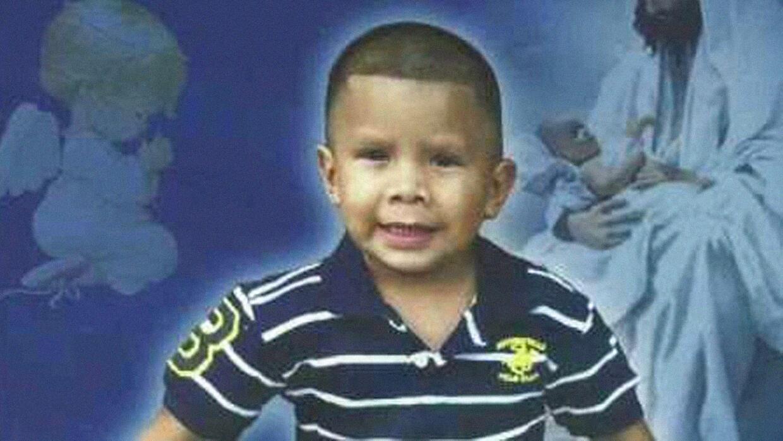 """Darwin Delgado es recordado como un niño """"risueño""""."""
