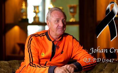 La última entrevista de Johan Cruyff con Univision Deportes
