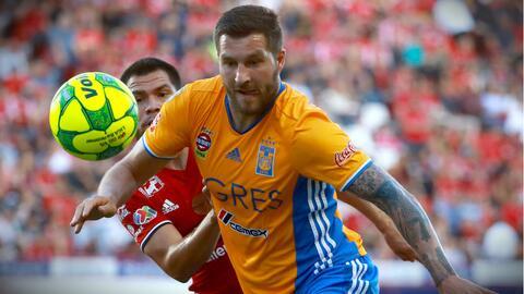 La Liga MX, en el Top 10 de los torneos locales con futbolistas más infl...