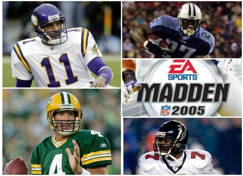 10 records para volarte la cabeza de figuras top en la NFL Madden Maldic...