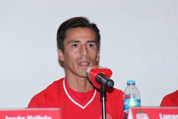 Lucas Lobos dejó Tigres para iniciar una nueva aventura con el Toluca, n...