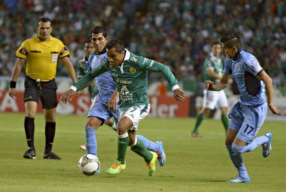 Ambos equipos ya se habían enfrentado en esta edición de la Copa Liberta...