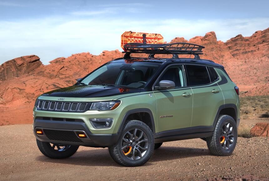 Los conceptos que llegarán el Safari de Pascua Jeep 2017  CN017_009JPce0...