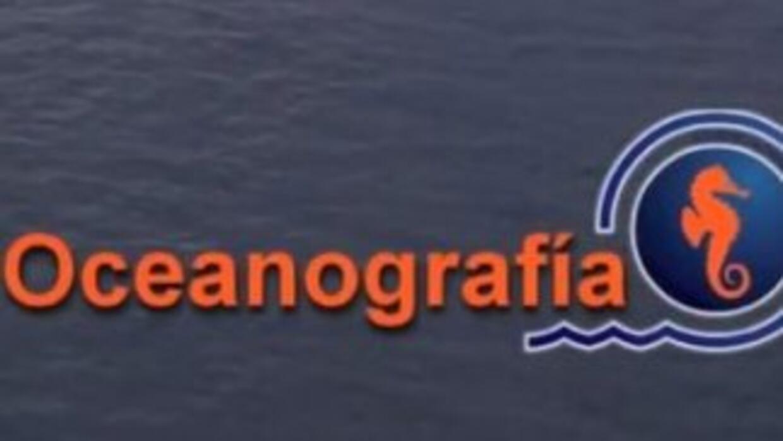 Oceanografía (Imagen tomada de Twitter).