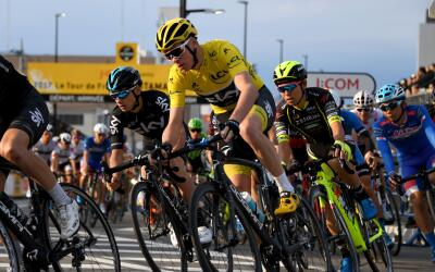 Christopher Froome se defiende del positivo