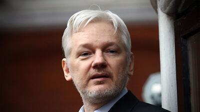 """WikiLeaks había denunciado un corte """"deliberado"""" de la..."""