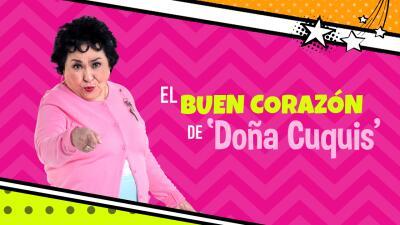 El buen corazón de Doña Cuca
