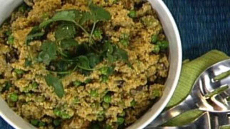 Quinotto, una de las novedosas recetas italianas con un sabroso toque la...
