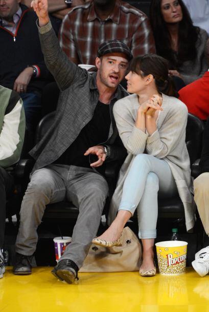 Justin Timberlake y Jessica Biel son otro caso parecido al anterior. Aqu...