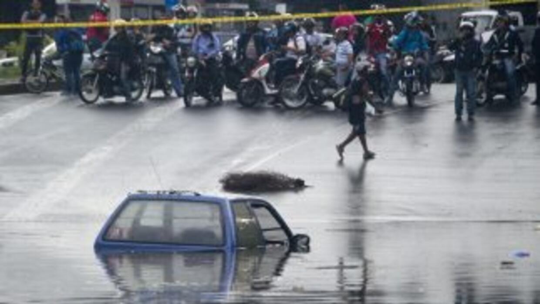 Las lluvias en Colombia han dejado al menos seis personas muertas.