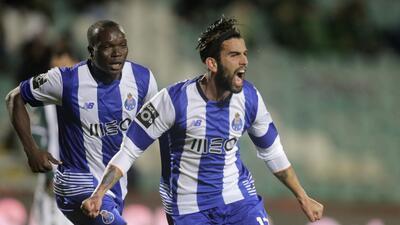 El Oporto gana en Setúbal en la Superliga de Portugal