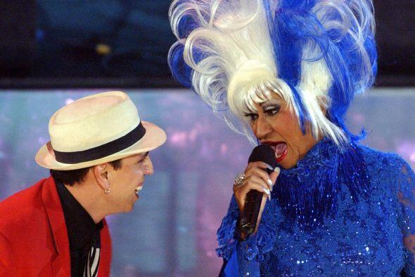 ¡Cómo olvidarla! La gran Celia Cruz fue de las primeras estrellas que hi...