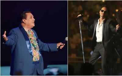 La canción de Juan Gabriel que convirtió a Marc Anthony en el 'Rey de la...