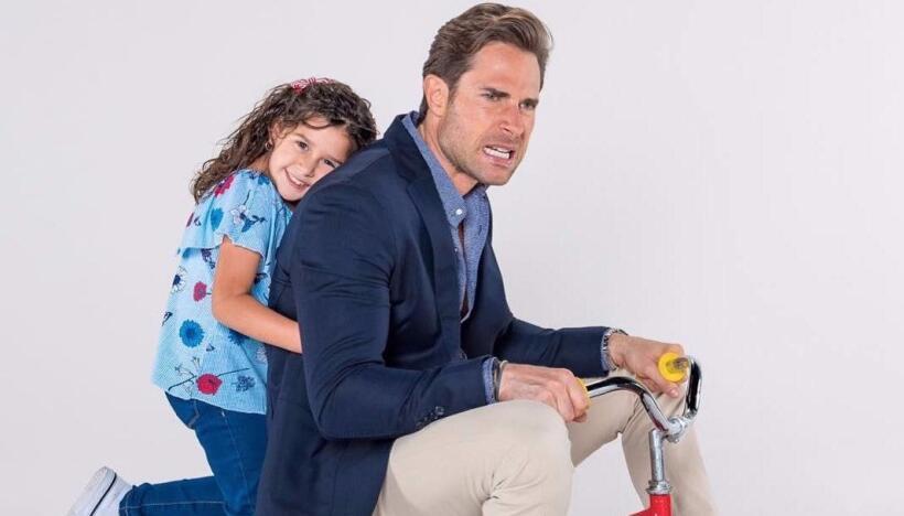 Sebastian Rulli quedará marcado tras accidente en 'Papá a...