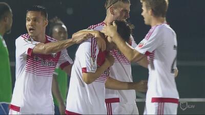 DC United 3-3 Montego Bay: DC United remonta y empata en la Liga de Camp...