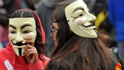 El movimiento 'Occupy Wall Street' surgió inspirado en el movimiento de...