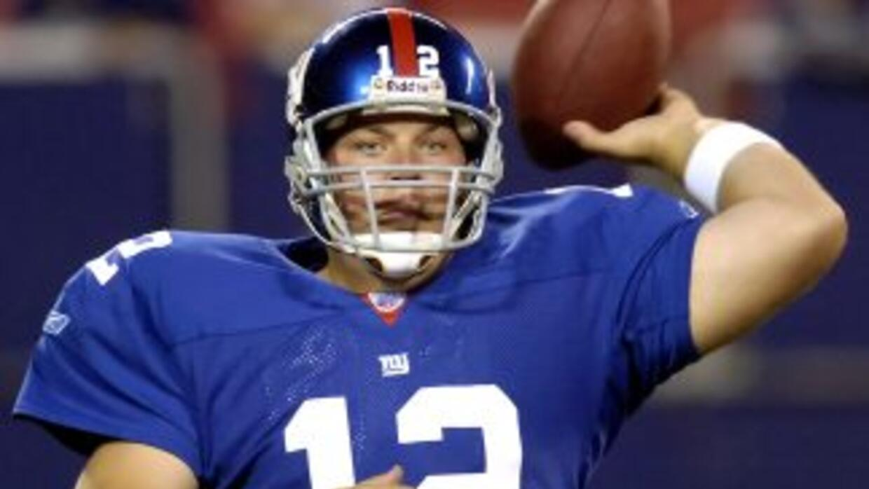 Jared Lorenzen fue quarterback en la NFL (AP-NFL).