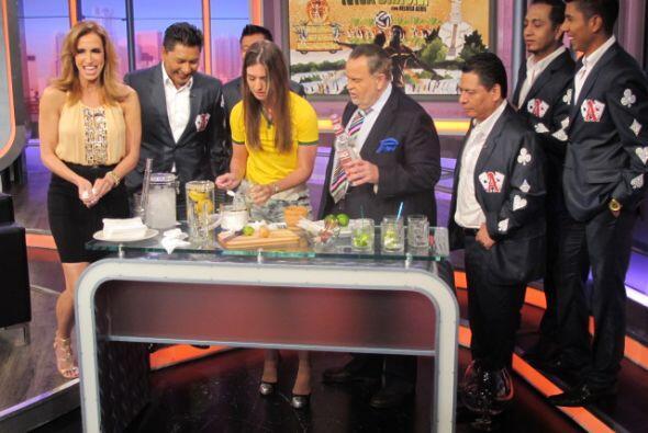 El Gordo y la Flaca estuvieron acompañados esta semana por celebridades...