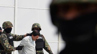 Hoy deciden situación jurídica de El Chapo Guzmán