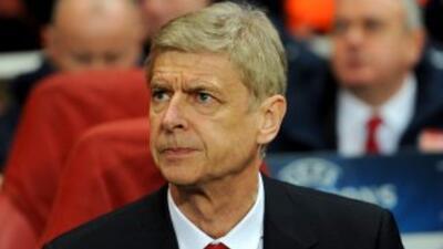 Arsène Wenger.
