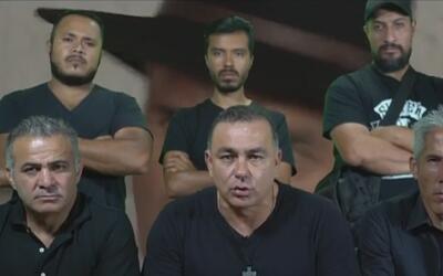 Unos 20 empresarios anuncian la creación de autodefensas por cárteles en...