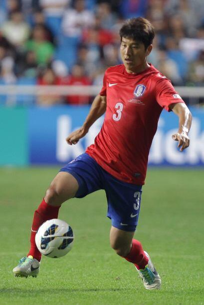 Park Joo-Ho.- Otro defensor de este equipo asiático que juego en Alemani...