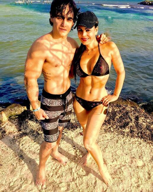 Maribel Guardia José Julián Figueroa