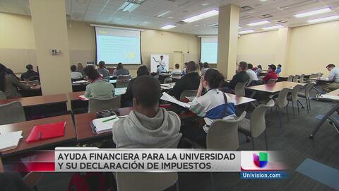 Hay ayuda financiera para estudiar, incluso para indocumentados