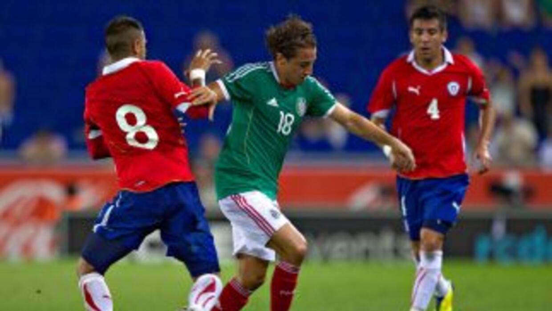 México vs. Chile