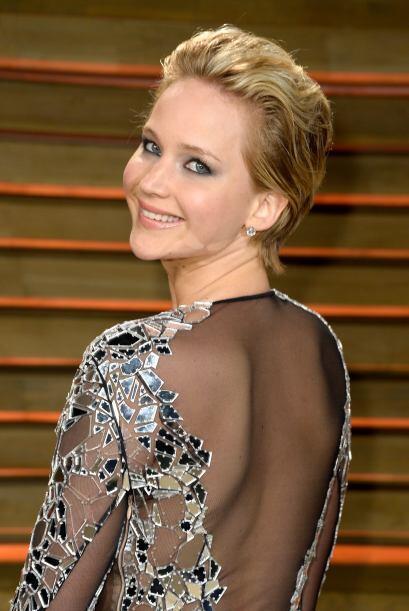 Jennifer LawrenceLa actriz se coronó en el conteo por su belleza y tambi...