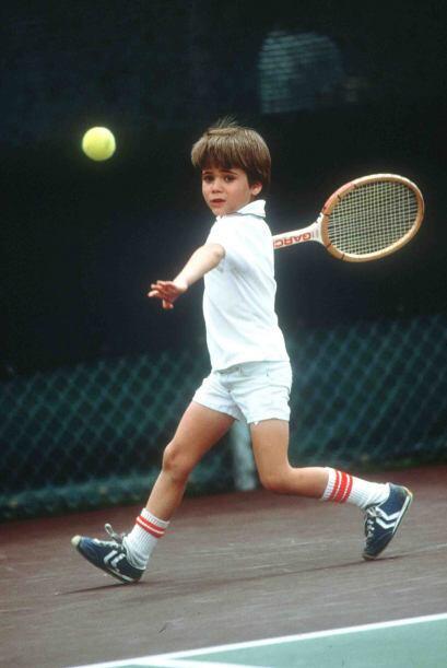 Andre Kirk Agassi, nació el 29 de abril de 1970. Con apenas dos años ya...