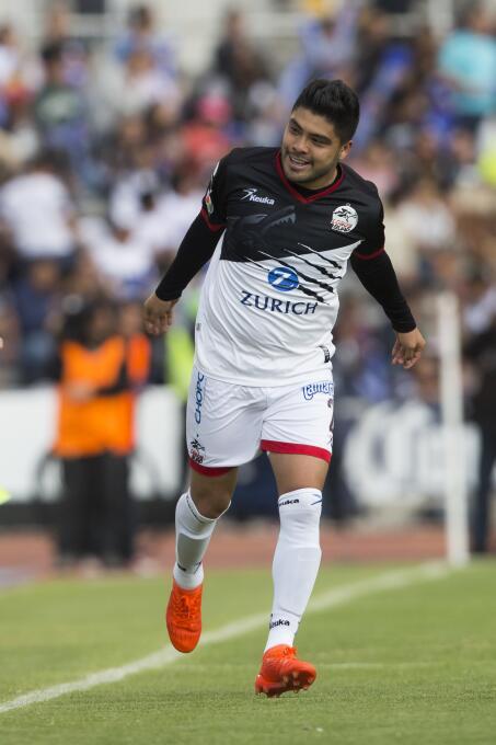 Fantasy Univisión: Los futbolistas mexicanos más destacados en la Jornad...