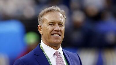 John Elway se quedará con los Broncos como directivo hasta 2017 (AP-NFL).