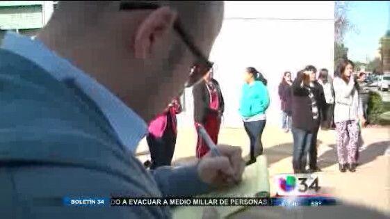 """LO QUE EL PROFESOR LES ENSE'"""".  Padres indignados exigieron explica..."""