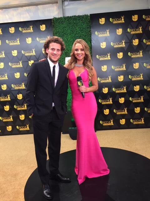 ¡Lo mejor de la alfombra dorada de Premios Univision Deportes!