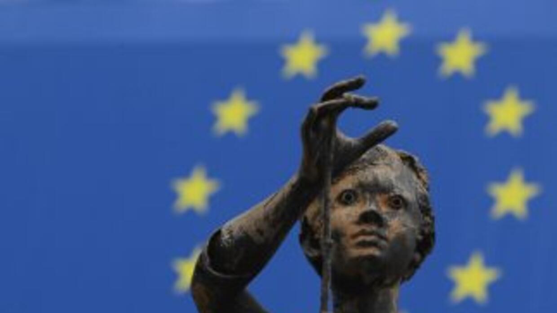 Los analistas prevén que la economía de la eurozona podría superar una p...