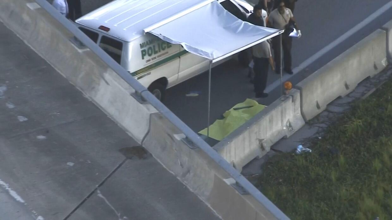 El cuerpo fue hallado a eso de las 3:30 de la madrugada del martes.