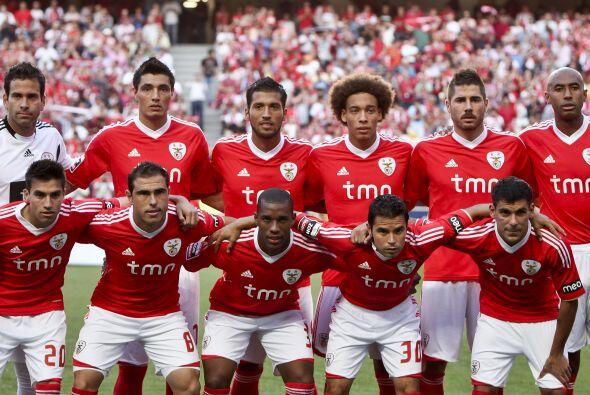 Las 'Aguilas' de Lisboa son una de las mejores escuadras hasta lo que he...