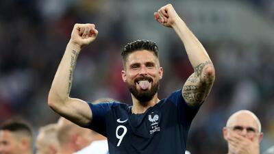 Los goles con los que Europa venció a América: Italia 1-0 Estados Unidos y Francia 1-0 Uruguay