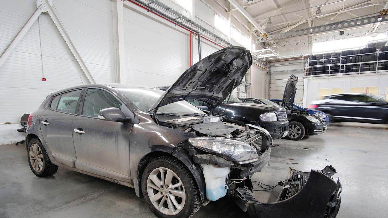 Riesgos de comprar autos siniestrados