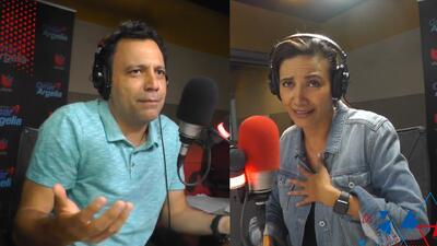 ¿Cómo reaccionan Omar y Argelia ante los comentarios negativos en sus redes?