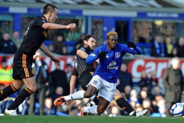 Chelsea enfrentó al Everton en la Copa de Inglaterra.