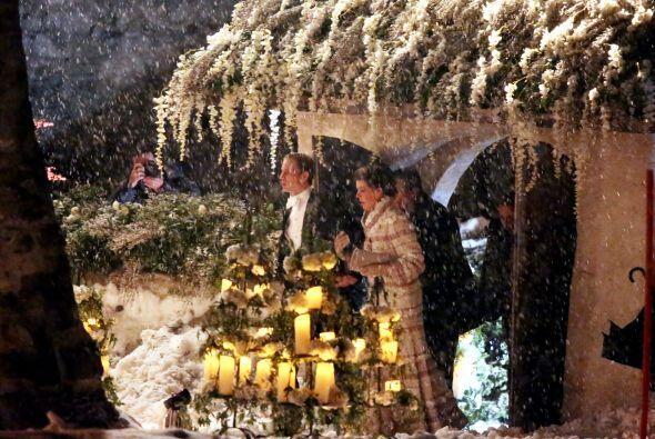 El principado de Mónaco estuvo de manteles largos y con una boda de ensu...
