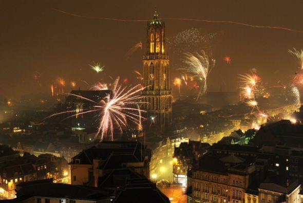 En Holanda, Amsterdam trata este año de instaurar una nueva tradición: p...